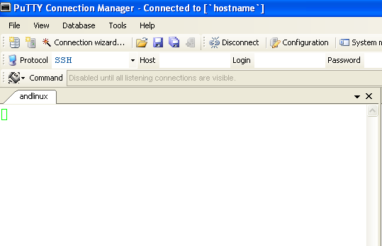 Download Putty Connection Manager